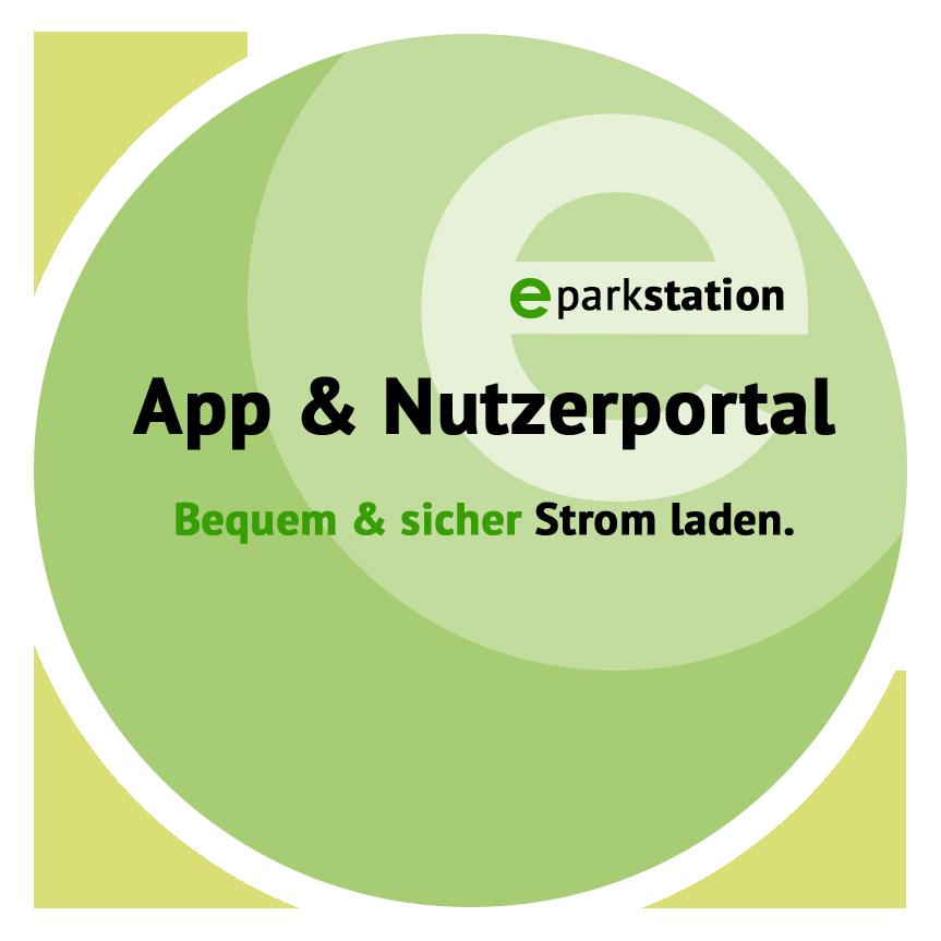eparkstation App und Nutzerportal