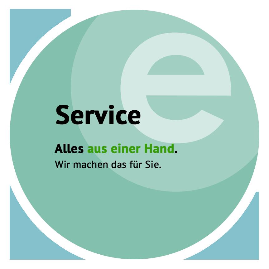 Service - Alles aus einer Hand